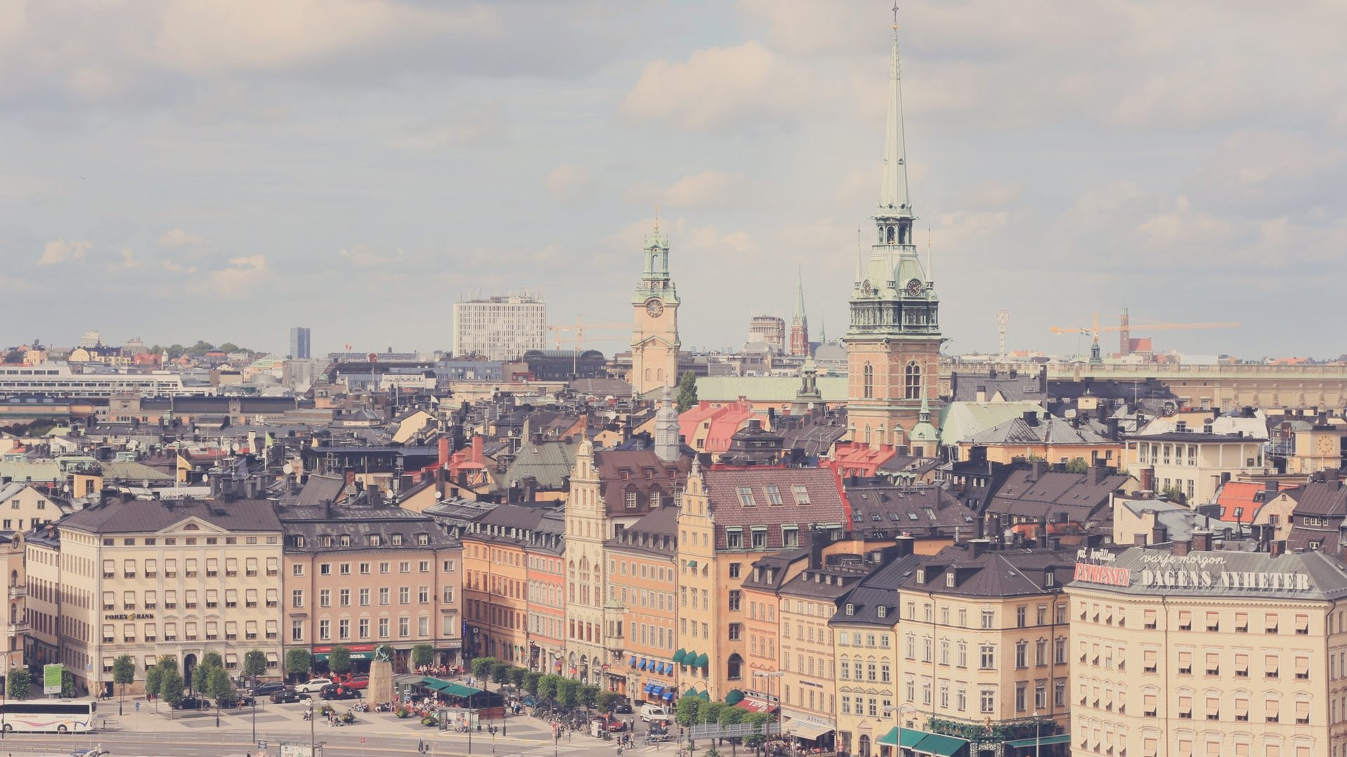 Reseguide till Stockholm
